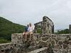 Dave & Sarah at Caneel Ruins