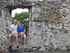 Sarah & Dave at Caneel Bay ruins