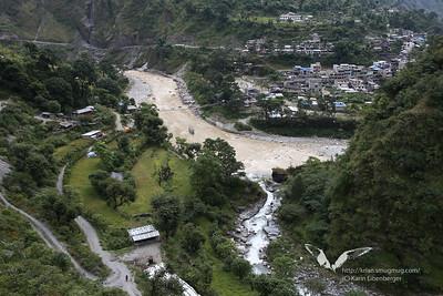 Darbang, Dhaulagiri Circuit.