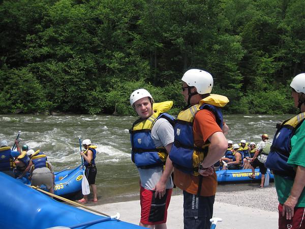 Ocoee River Rafting 2011