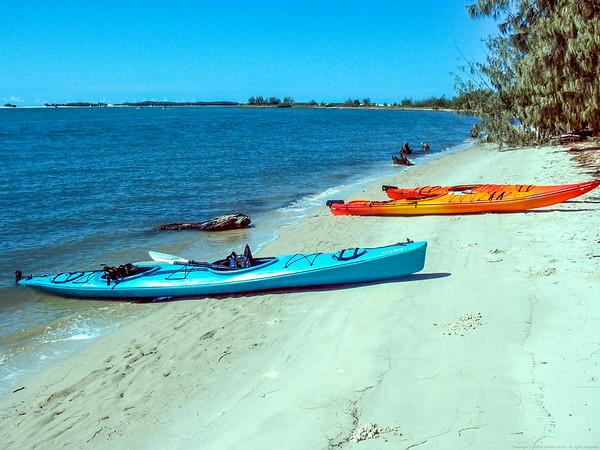 Southern Morton Bay