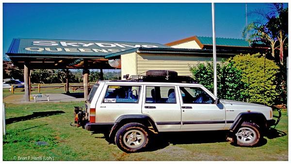 Shydive Queensland Jeep XJ