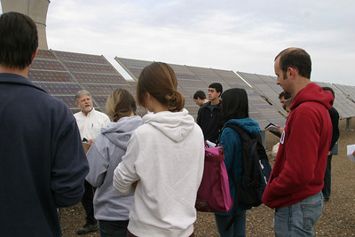 Bud Beebe explains the virtues of solar power.