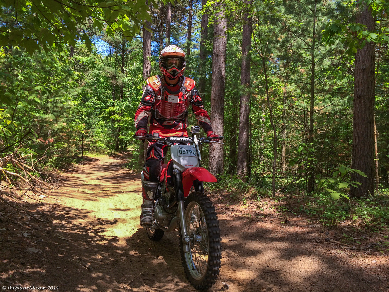 Dirt Biking in peterborough, ontario