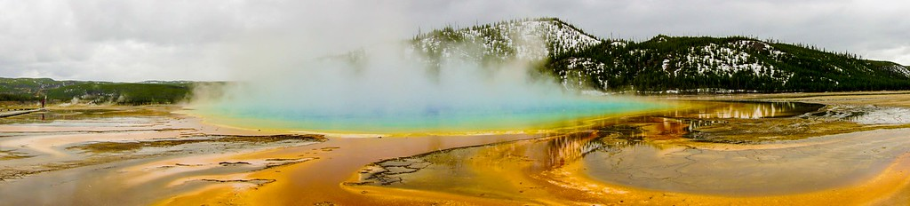 Yellowstone NP, Wyoming, USA