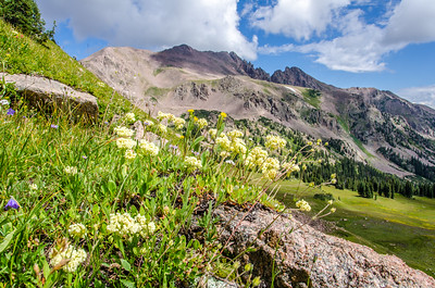 Eccles Pass, Eagles Nest Wilderness, CO, USA