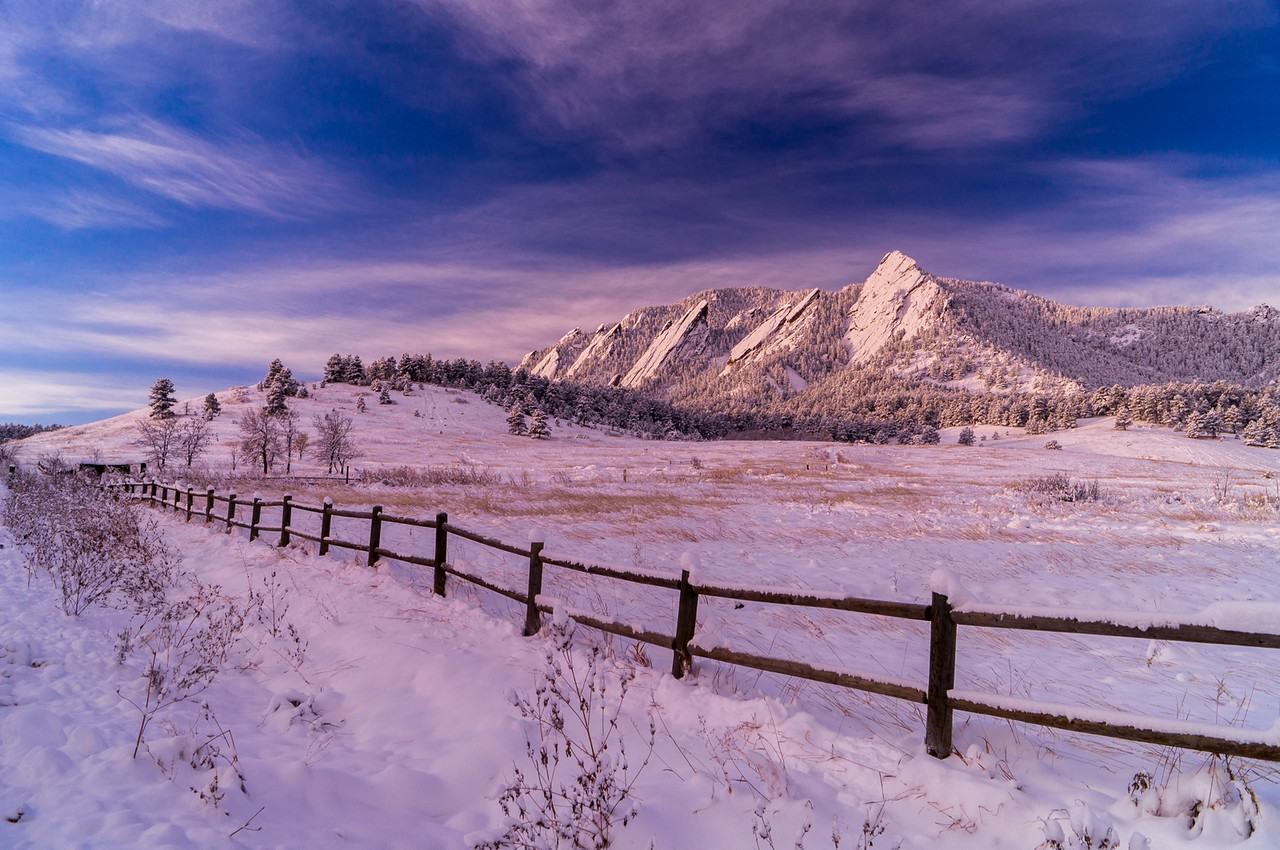 Chatauqua Park, Boulder, CO