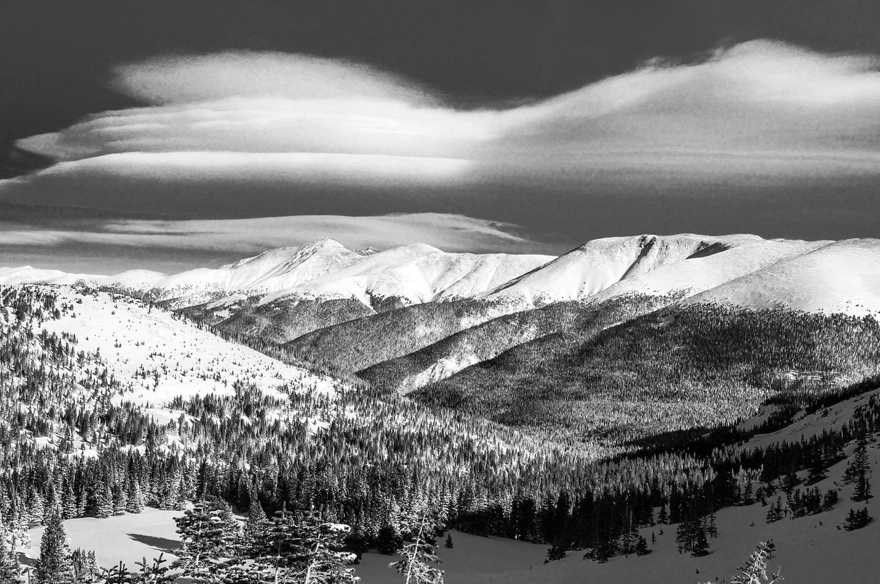 Berthoud Pass, CO, USA