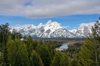Grand Teton NP, Wyoming, USA