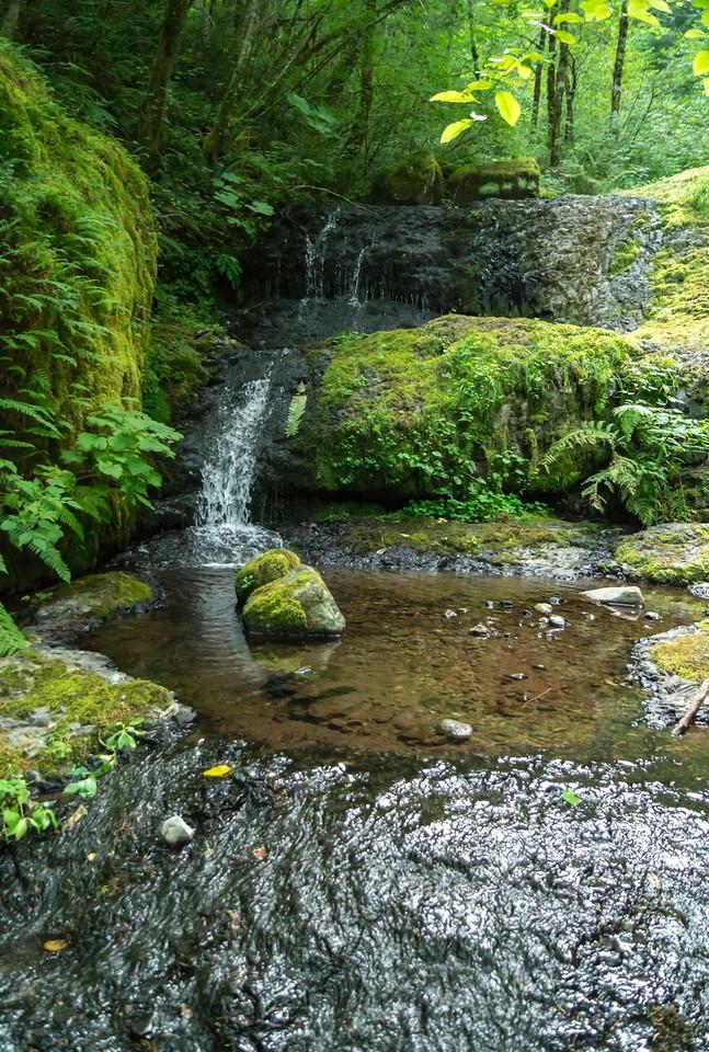 Eagle Creek, Pacific Crest Trail, OR, USA