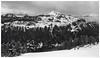 Republic Mountain (center) as seen from Woody Ridge, facing West.