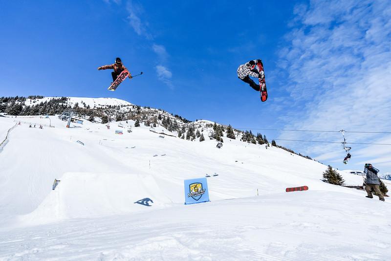 Snowpark Sessions Mayrhofen, Austria 2018, Rowan Coultas
