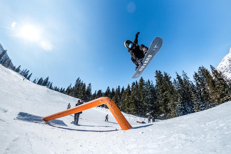 Snowpark Sessions, Kingspark Hochkönig, Austria 2018,  Nico