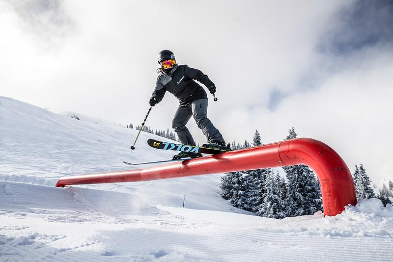 Snowpark Sessions, Freeski Kitzbühel, Austria 2017, Lisi Gram