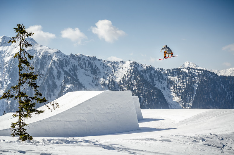Snowpark Sessions, Snowboarding, Planai, Austria 2015, Kalle Ohlson