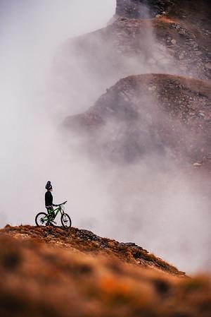 Fog hanging deep,  Lenzerheide, Schweiz, Fiona Stappmanns