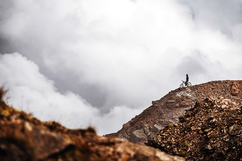Riding on Mars,  Lenzerheide, Schweiz, Fiona Stappmanns