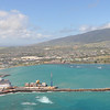 Kahului Harbor in Central Maui