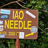 Next spot, the I'io Needle.