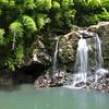 Third waterfall of Na'ili'ili-haele Falls