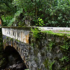 "This one was built in 1810 to cross Hahalawe Stream, and according to this site has an efficiency rating of 6.6 out of 100. <a href=""http://bridgehunter.com/hi/maui/9003600904304/"">http://bridgehunter.com/hi/maui/9003600904304/</a>"