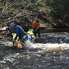 This is the anti-portage method that we frequently tried to employ