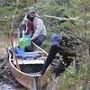 Beaver dams made things interesting