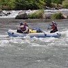 Through a couple more Class II rapids