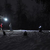 The night match of Horseshoes