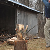 wood death