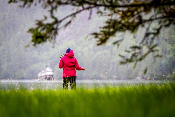 Meditation at Salmon Bay