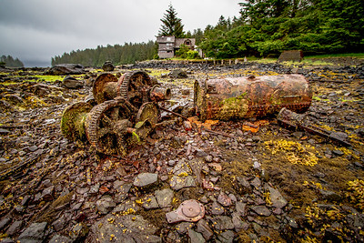 Rose Harbour Whaling Machinery