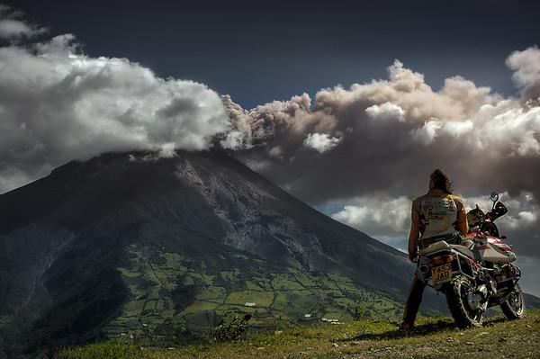 Tungurahua Volcano - Ecuador