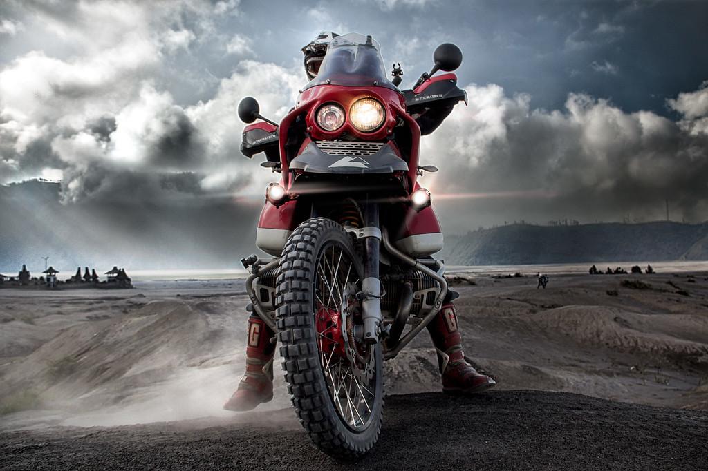 Volcano Rider
