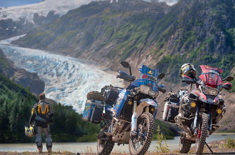 Glacier Viewing - Yukon