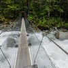 Routeburn River Suspension Bridge