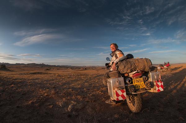 The Smile - Mongolia