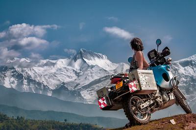 Himalayan View - Nepal