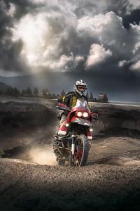 Volcano Riding - Indonesia