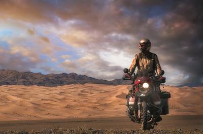 The Gobi - Mongolia