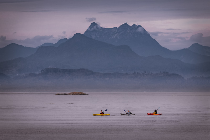 Telegraph Cove Kayaking
