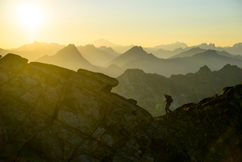 Hiking the Cascades