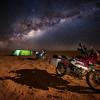 The Gobi Under Stars - Mongolia