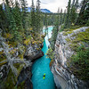 Athabasca Canyon Kayak