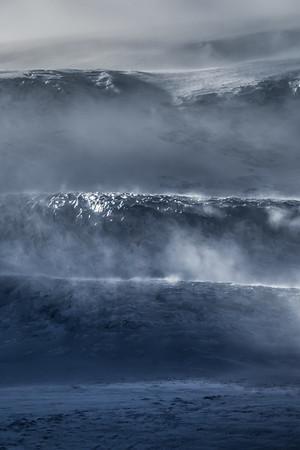 Glacier Waves
