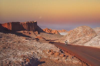Valle de La Luna - Chile