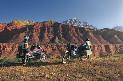 Kyrgyzstan Sunset - Kyrgyzstan