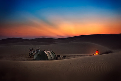 Desert Nights - India
