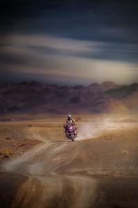 Blazing Plains - Mongolia
