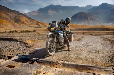 The Route Ahead - Uzbekistan